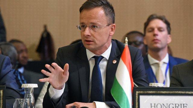 Угорщина висунула вимоги щодо мовного питання до нової української влади