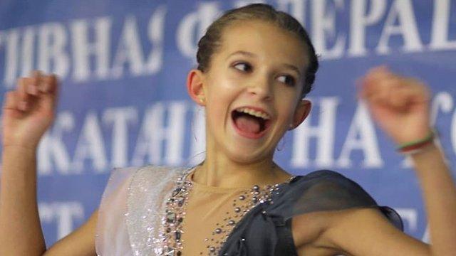 Російська фігуристка, яка заявила про вживання допінгу, виступатиме за Україну