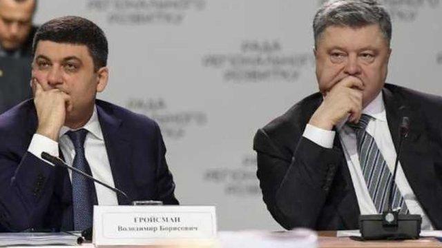 Гройсман звинуватив Порошенка у скандалі із недопуском віце-прем'єрки на саміт Україна-ЄС