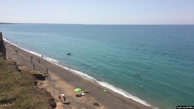 Після шторму на пляжі у Криму знайшли тіло зниклого кримського татарина з гирею на шиї