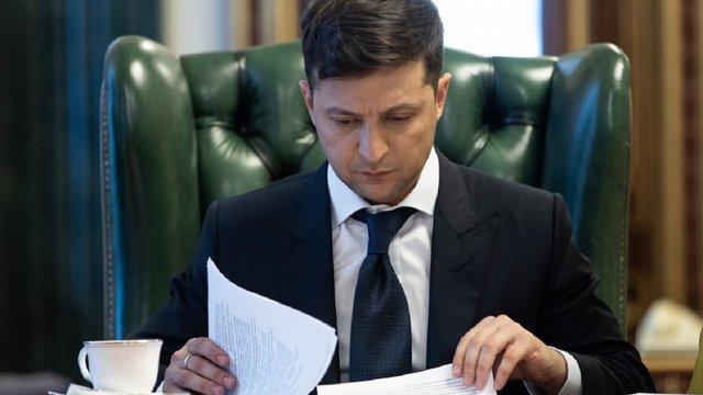 Зеленський позбавив посад ще п'ятьох голів РДА на Львівщині