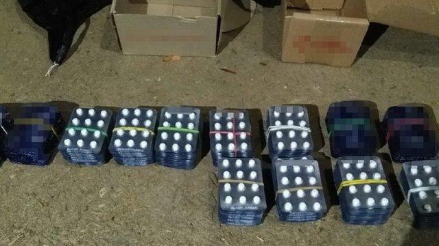 У Шегинях СБУ викрила контрабанду речовин для виготовлення наркотиків