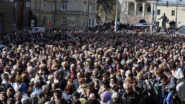 Депутати ЛМР не підтримали петицію щодо заборони релігійних процесій у місті
