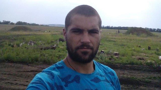 Від кулі снайпера на сході загинув 29-річний військовий з Львівщини