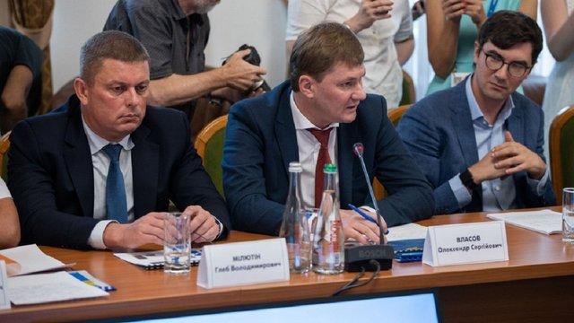 Зеленський в Одесі вимагав звільнення в.о. голови ДФС, посадовець погодився піти