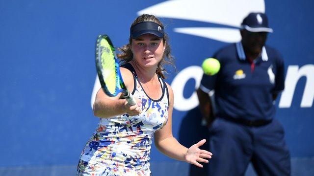 Українська тенісистка стала переможницею юніорського Вімблдону