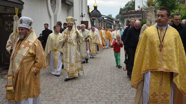 Тисячі паломників зі всієї України взяли участь в прощі до Зарваниці