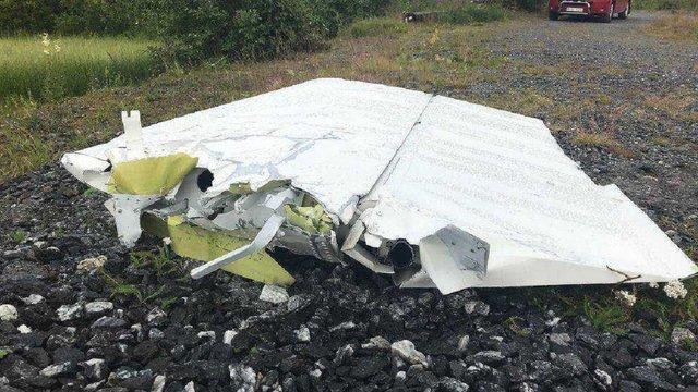 Дев'ятеро людей загинули унаслідок катастрофи спортивного літака у Швеції