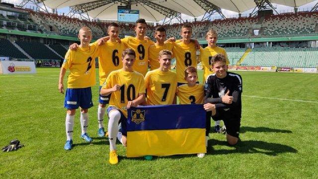 Львівська футбольна команда «КОПА» виборола перемогу у світовому турнірі