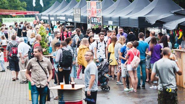 Львів'ян запрошують у Парк культури на фестиваль здорового харчування  So green fest