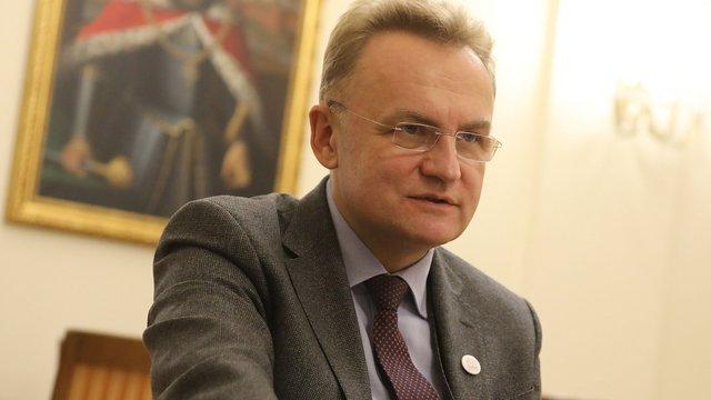 Садовий заявив, що дочасні місцеві вибори зміцнять позиції криміналітету