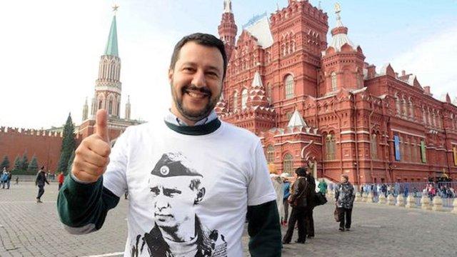 Італійський віце-прем'єр заявив, що його хотіло вбити «українське угруповання»