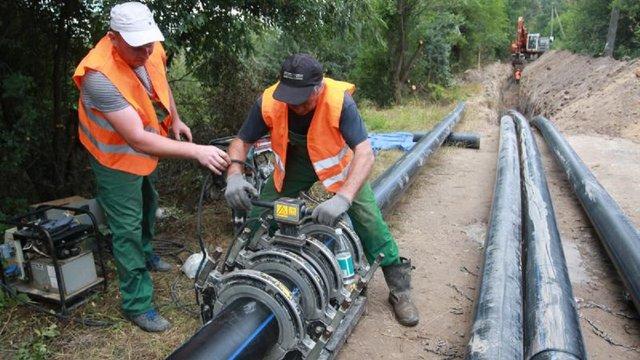 У Львові через заміну ділянки магістрального водопроводу воду подаватимуть із пониженим тиском