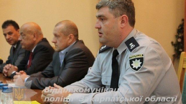 Керівника закарпатської поліції звільнили через відсутність боротьби з підкупом виборців