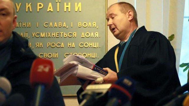 ДБР перевіряє чи допомагав Порошенко судді-хабарнику Чаусу втекти до Молдови