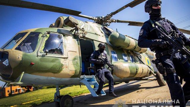 Вперше на виборах в Україні патрулюватиме авіація