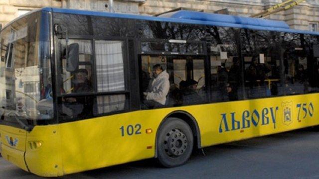 Тролейбус №22 тимчасово змінить свій маршрут