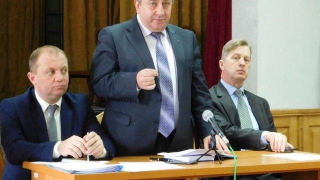 Зеленський звільнив голову Стрийської РДА