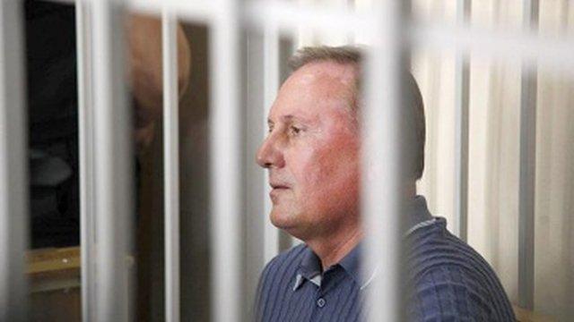 Суд відпустив підозрюваного у держзраді Олександра Єфремова під домашній арешт
