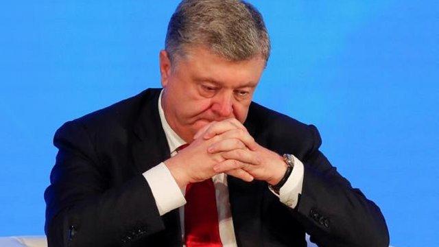 ГПУ поновила справу про «спробу захоплення влади» Петром Порошенком