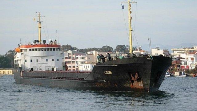 Росія в Азовському морі затримала судно з 14-ма українськими моряками
