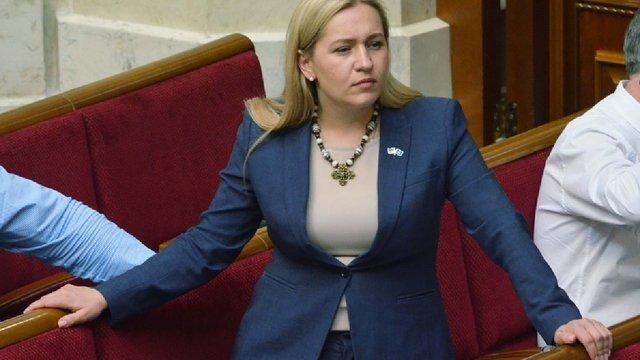 Суд відхилив позов Оксани Юринець щодо перерахунку голосів на 117 окрузі у Львові