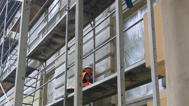 У головному корпусі Львівського університету замінять половину старих вікон
