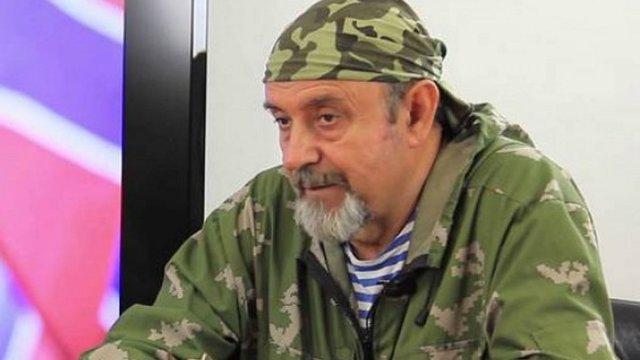 Із в'язниці вийшов бойовик «ДНР», причетний до перевезення ракетного комплексу «Бук»