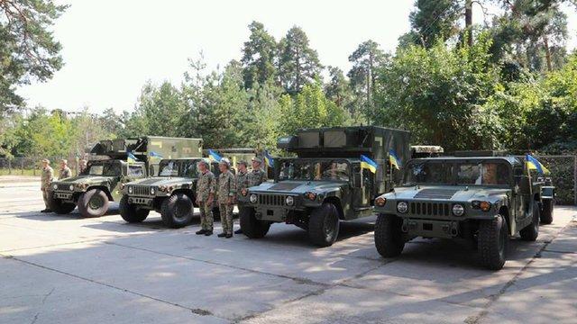 Військово-технічна допомога США становить 70% від іноземної допомоги Україні