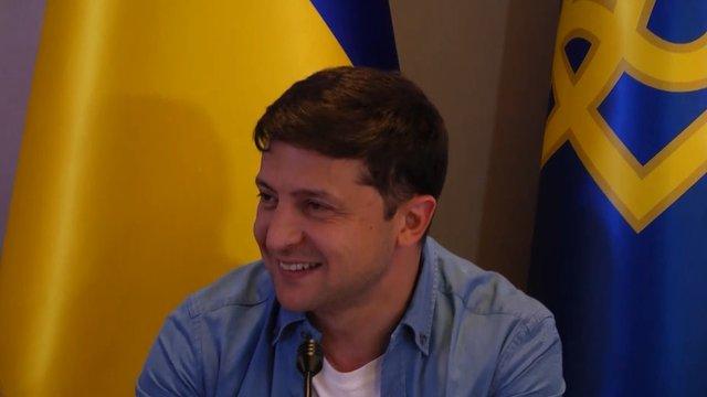 У Трускавці Зеленський відвідав медичний форум та зустрівся з депутатами «Слуги народу»