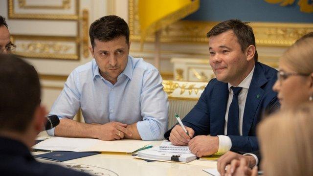Зеленський прокоментував скандал із суперечливою заявою Богдана