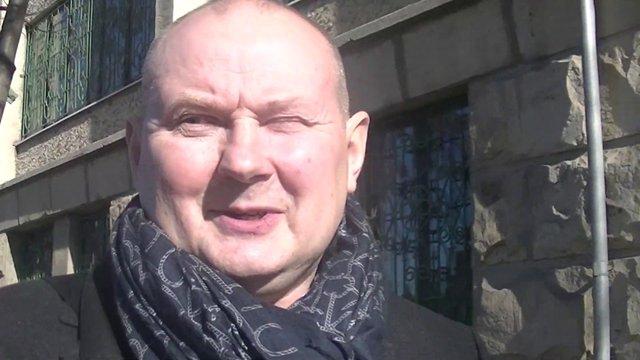 Підозрюваного в хабарництві суддю-втікача Миколу Чауса побачили в Кишиневі