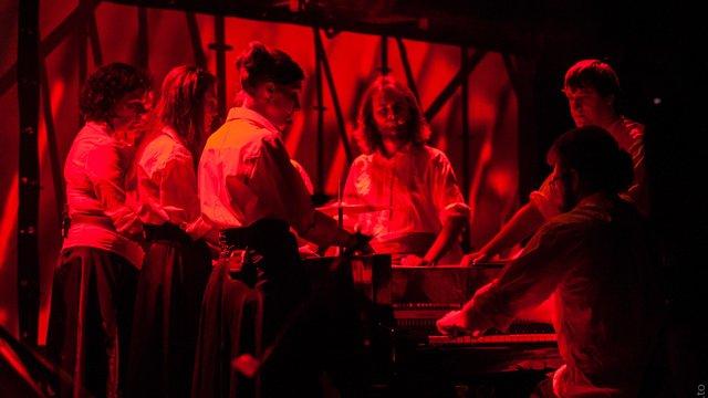 LvivMozArt: сучасна опера у трамвайному депо