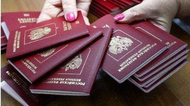 Естонія не визнаватиме російські паспорти, видані жителям окупованого Донбасу