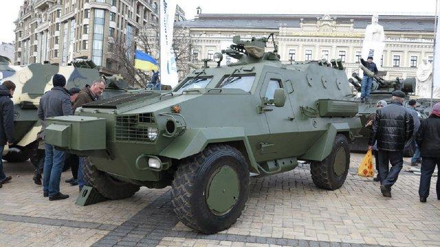 Міноборони купує польські бронемашини замість українських «Дозорів»