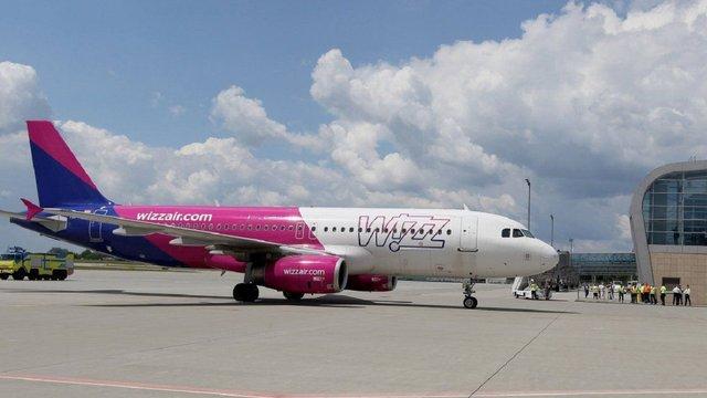 Wizz Air оголосив про запуск прямих авіарейсів зі Львова на Кіпр