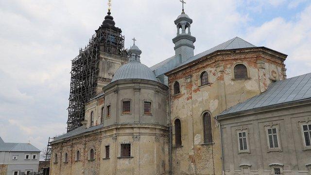 «Віртуози Львова» дадуть концерт на території монастиря в Підкамені