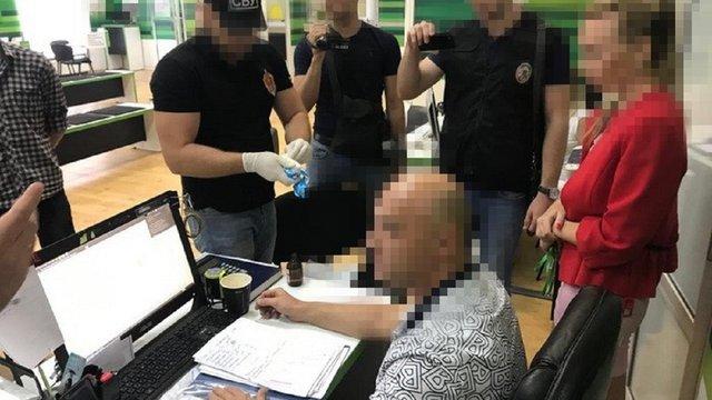 В Одесі менеджер державного банку списував проблемні кредити за хабарі