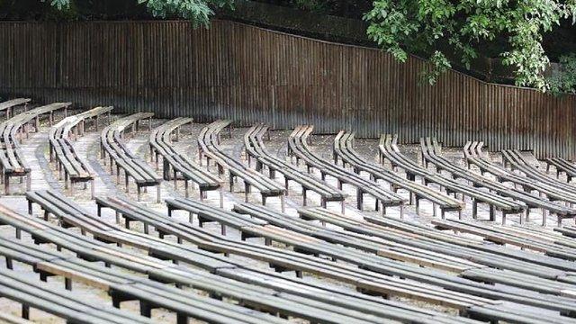 У Шевченківському гаю Львова планують збудувати новий літній театр