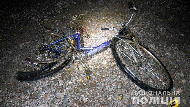 Нетверезий підліток на батьківському авто збив на смерть велосипедиста у Сарнах