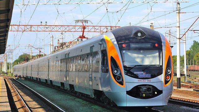 До Дня незалежності між Києвом та Львовом запустять додатковий поїзд «Інтерсіті»