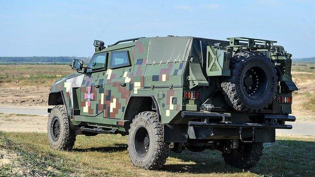 До кінця року ЗСУ позбудуться радянських засобів радіозв'язку в бронетехніці