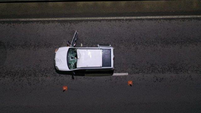 У Пустомитах 26-річний нацгвардієць вчинив смертельний наїзд на пішохода