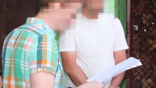 На Черкащині затримали росіянина, який готував диверсію на військовому аеродромі