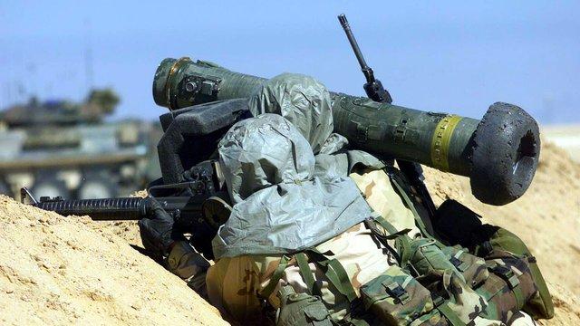 США погодилися продати Україні протитанкові комплекси Javelin