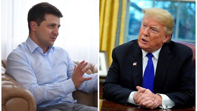 Трамп заявив, що Зеленський може укласти угоду з Путіним