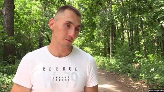 Колишній політв'язень Олександр Стешенко розповів про тортури ФСБ