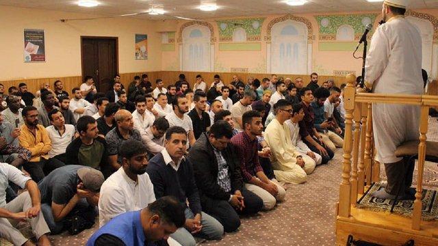 Львівські мусульмани розпочали святкування Курбан-байраму
