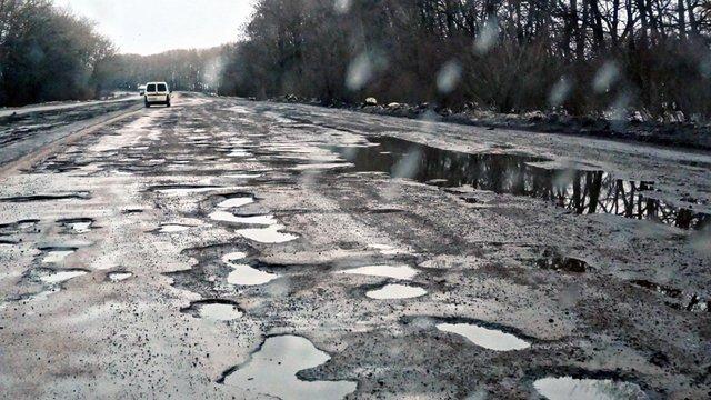 Мінінфраструктури підрахувало суму, необхідну для ремонту всіх українських доріг