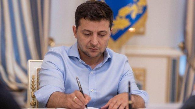 Президент звільнив з посад відразу 11 голів РДА у Львівській області